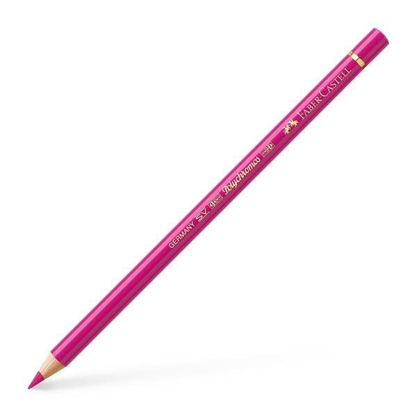 Faber-Castell Polychromos  Artist Colour Pencil: Fuchsia