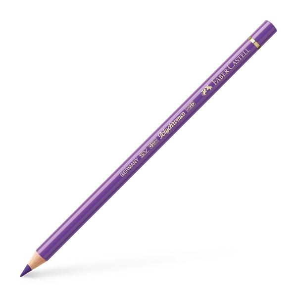 Faber-Castell Polychromos  Artist Colour Pencil: Violet