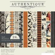 Authentique - Halloween Mysterious - 6x6 Paper Pad