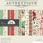Authentique - Retro Christmas - 6x6 Paper Pad