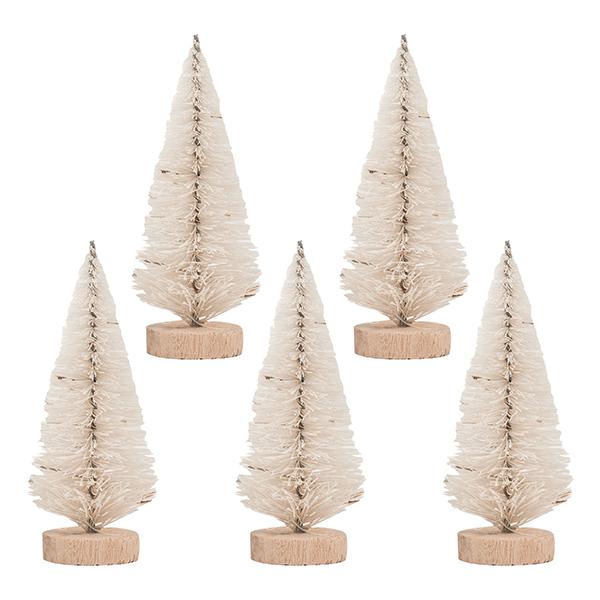 Advantus - Tim Holtz - Ideaology - Woodland Tree Lot - Small - 5 pieces