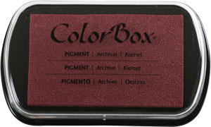Clearsnap - ColorBox Classic Pigment Inkpad - Kismet
