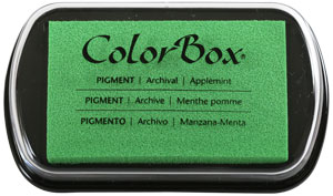 Clearsnap - ColorBox Classic Pigment Inkpad - Applemint