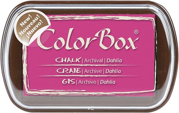 Clearsnap - ColorBox Chalk Inkpad - Dahlia