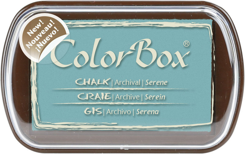 Clearsnap - ColorBox Chalk Inkpad - Serene