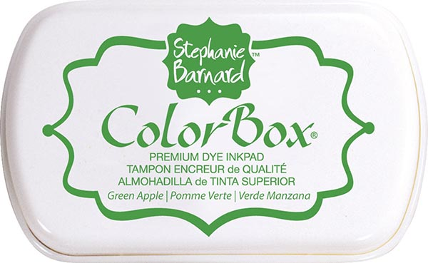 Clearsnap - ColorBox Premium Dye Ink by Stephanie Barnard - Green Apple