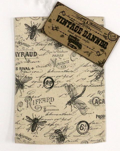 Canvas Corp - Vintage Banner - Canvas - Bugs