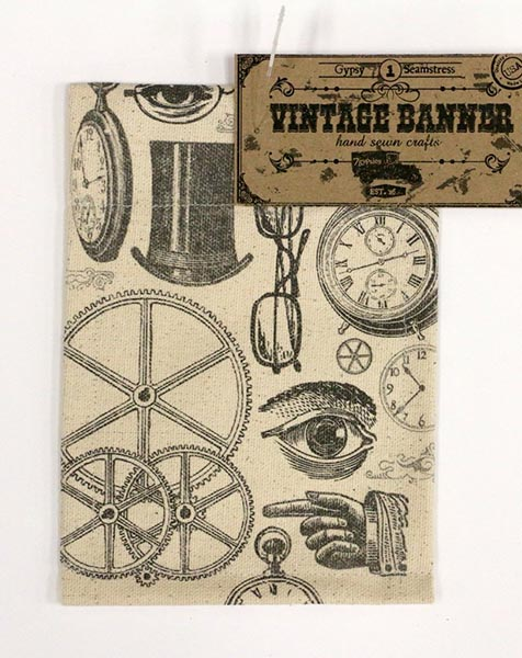 Canvas Corp - Vintage Banner - Canvas - Steam Punk
