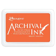 Ranger - Archival Ink Pad - Bright Tangelo