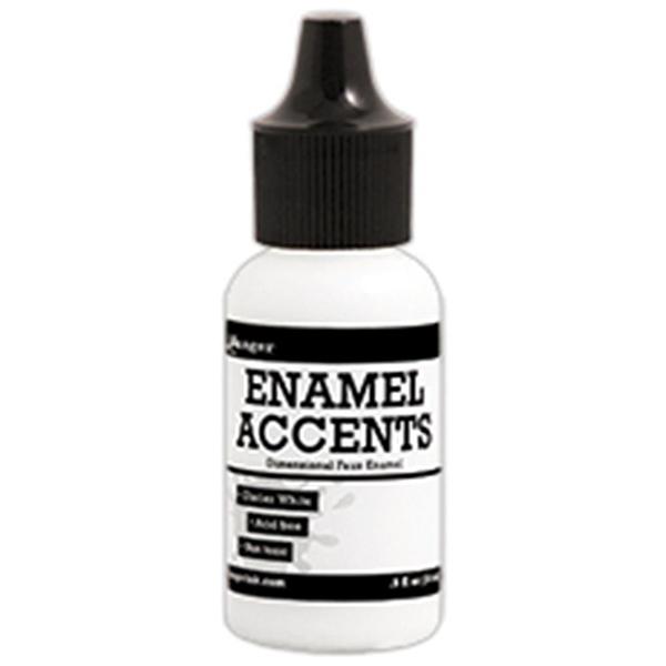 Ranger - Enamel Accents - Glacier White