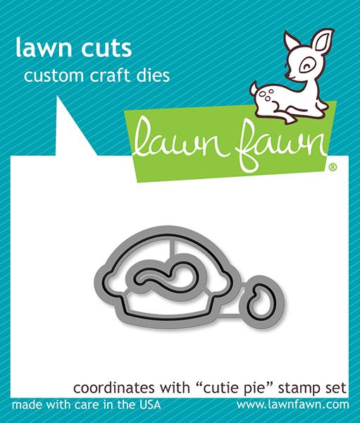 Lawn Fawn - Lawn Cuts - Cutie Pie Dies