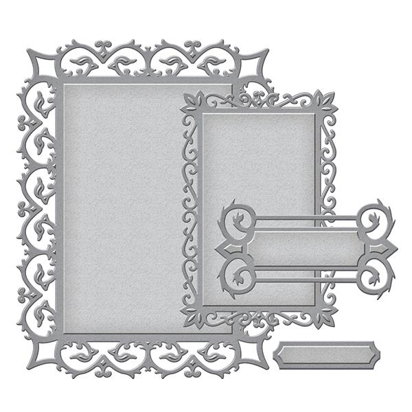 Spellbinders - Card Creator - Renaissance - Renaissance Vine
