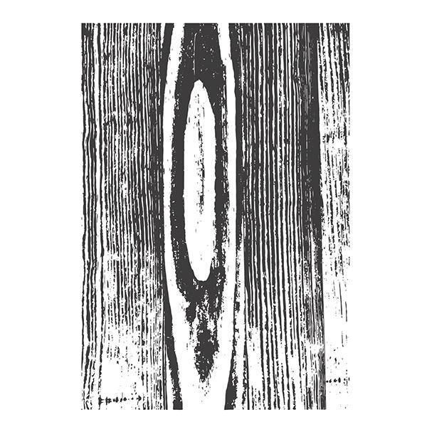 Spellbinders - Stamps - Tammy Tutterow - Big Woodgrain
