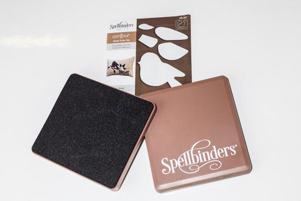 Spellbinders - Birds of a Feather Steel Rule Dies