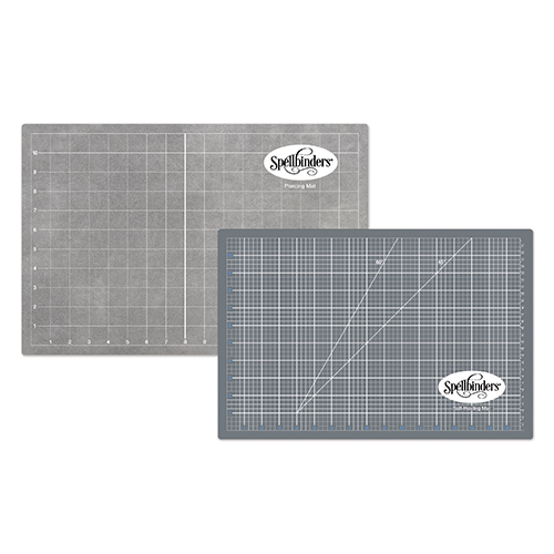 Spellbinders -  Magnetic Handy Mat - Pierce/Self-Heal Mat