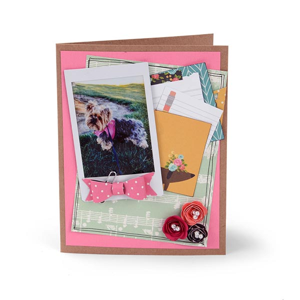 Sizzix - Thinlits Die Set - 6 Pack - Paper Clippables by Lynda Kanase