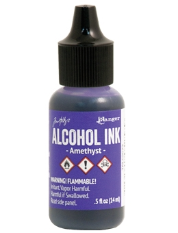 Ranger - Tim Holtz - Alcohol Ink - Open Stock  - Amethyst
