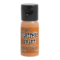 Ranger - Tim Holtz - Distress Paint Flip Cap - Rusty Hinge