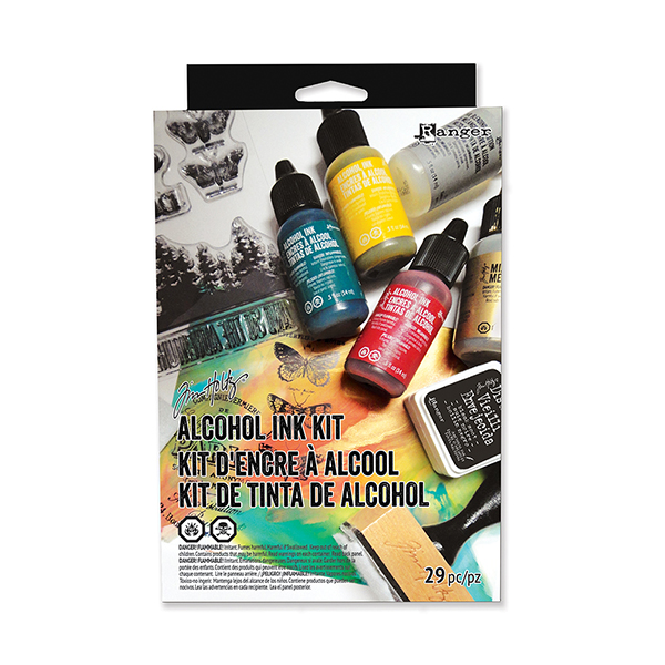 Ranger - Tim Holtz - Distress Alcohol Ink Kit