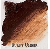 Professional Permalba Burnt Umber: 37ml Tube