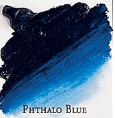 Professional Permalba Phthalo Blue: 37ml Tube