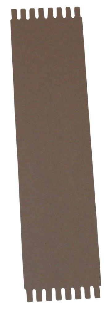 Inovart Wide Notch Weaving Loom, 3.25 by 13-Inch, 12-Pack