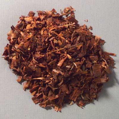 Pigment: Logwood Shavings