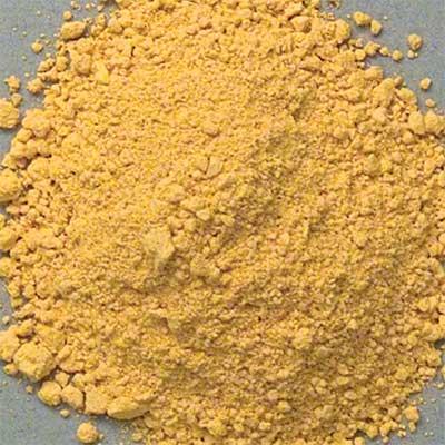 Pigment: Naples Yellow Dark