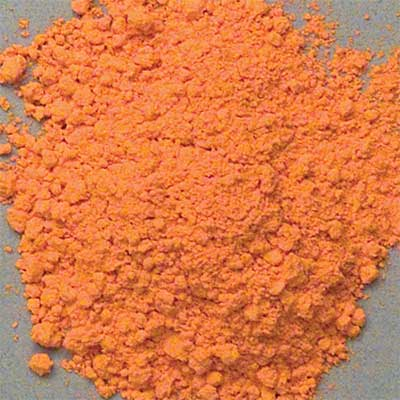 Pigment: Lead-Tin Orange