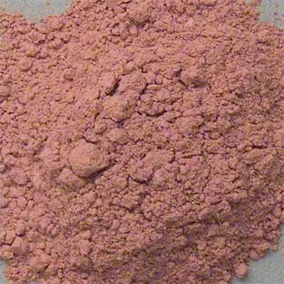 Pigment: Pipestone (Catlinite)