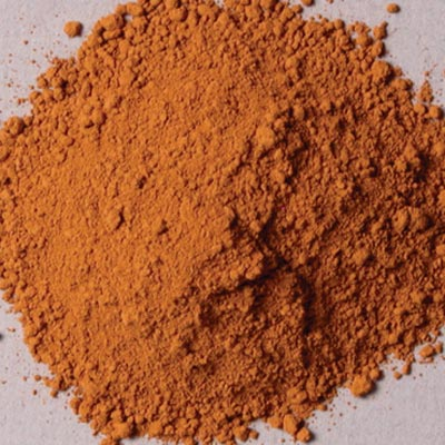 Rublev Colours Pigment: Italian Sienna