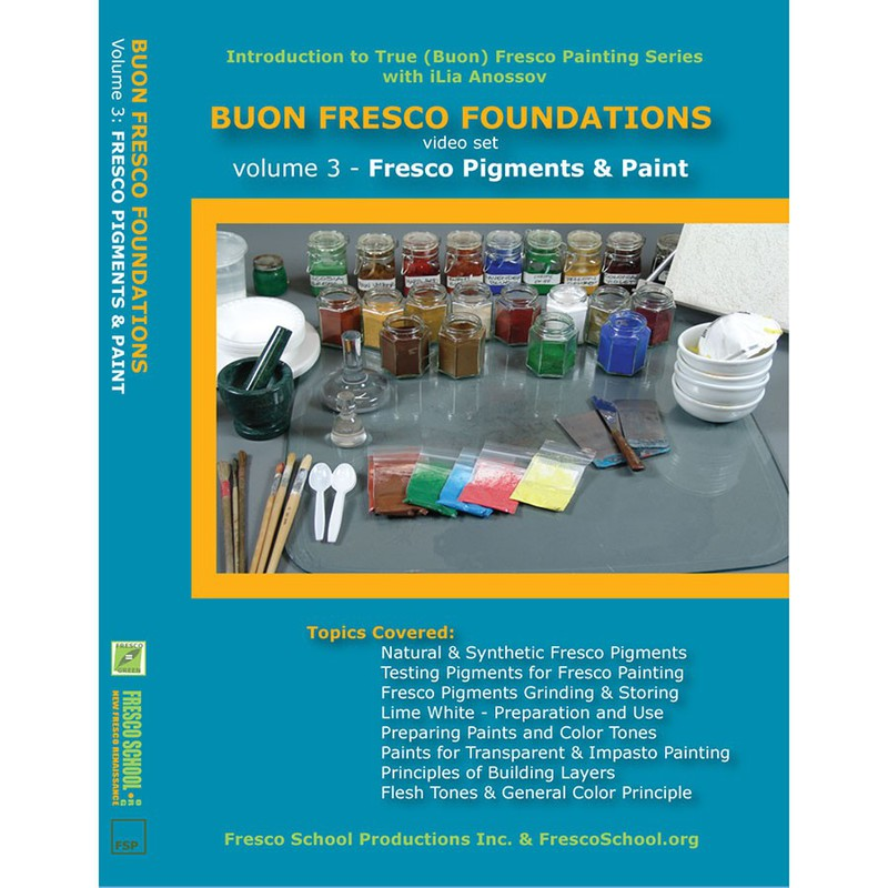 Buon Fresco Foundations DVD Vol. 3