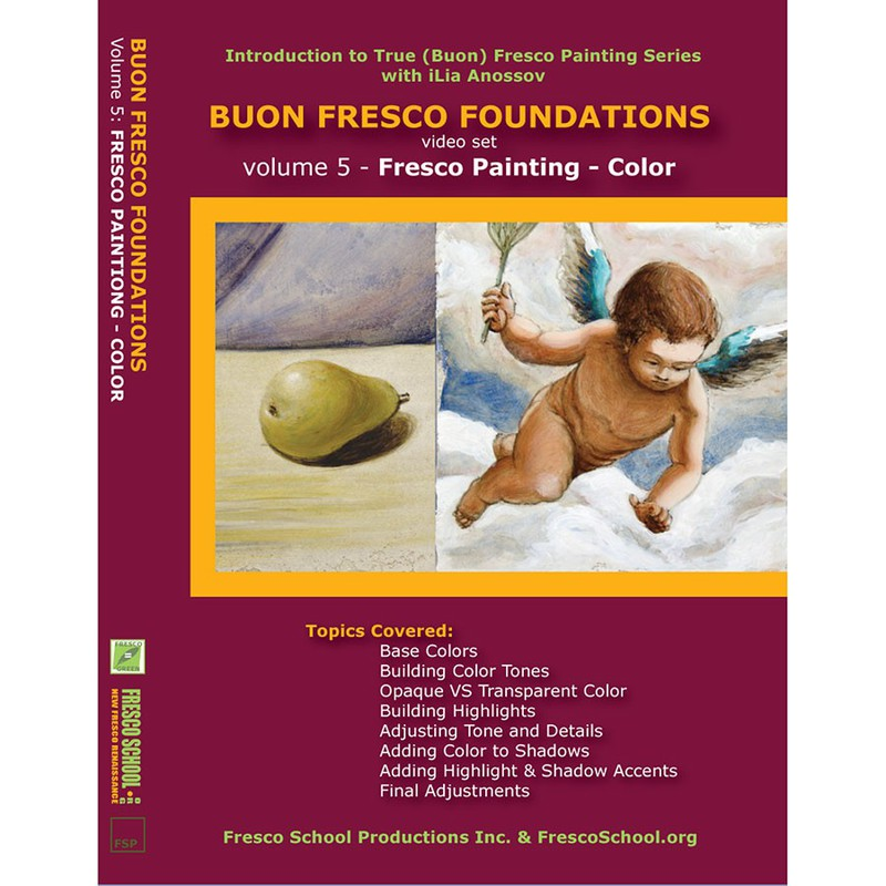 Buon Fresco Foundations DVD Vol. 5