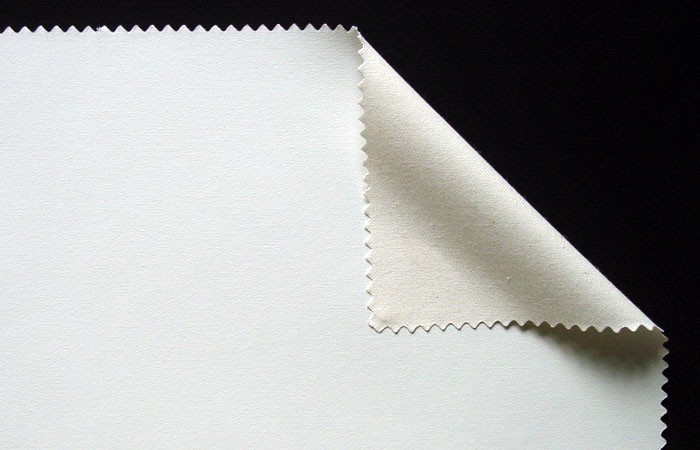 513-Cotton, Extra-Fine Weave, Acrylic-Primed