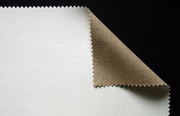 535-Linen, Fine Weave, Acrylic-Primed