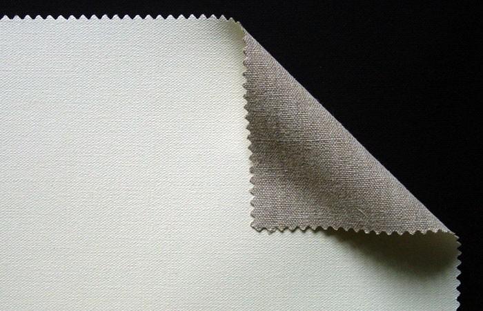 537-Linen, Fine Weave, Oil-Primed