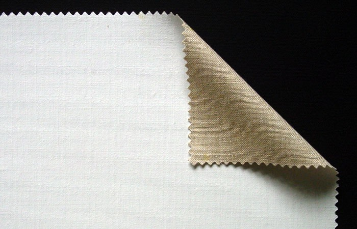 574-Linen, Extra-Fine Weave, Acrylic-Primed