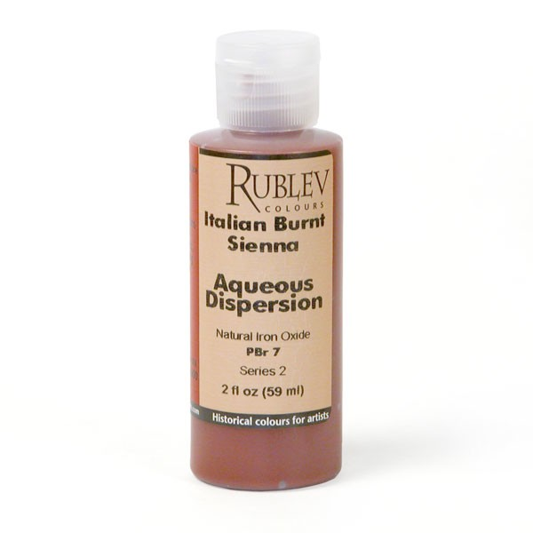 Italian Burnt Sienna 2 fl oz