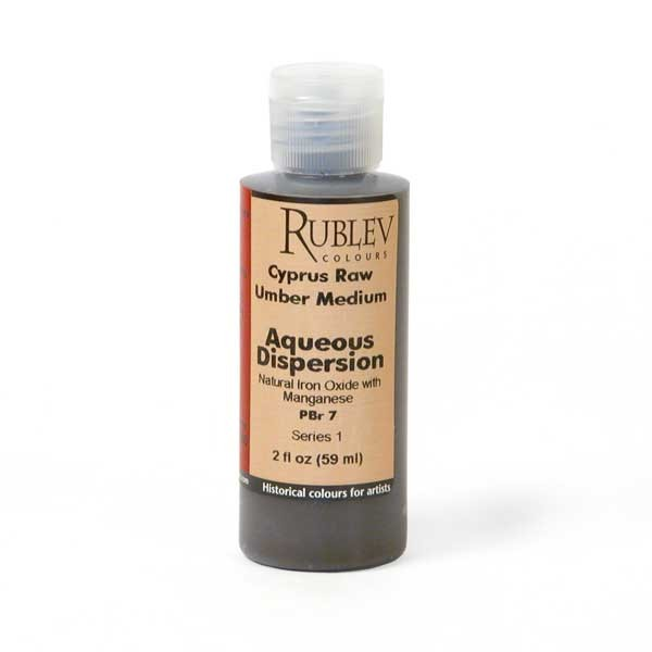 Cyprus Raw Umber Medium 2 fl oz