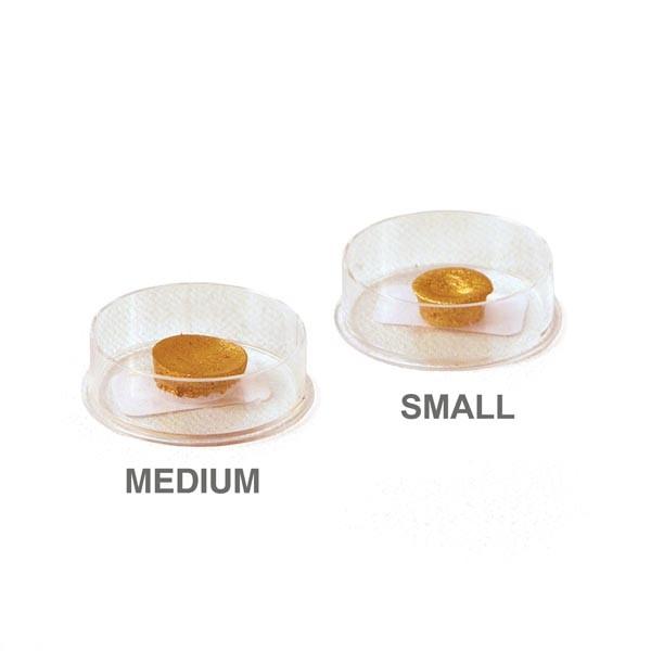 Shell Gold 23.75 Kt (0.3g)