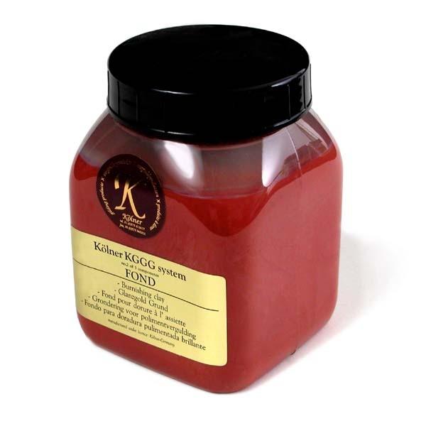 Kolner Burnishing Clay (Red) 500 ml