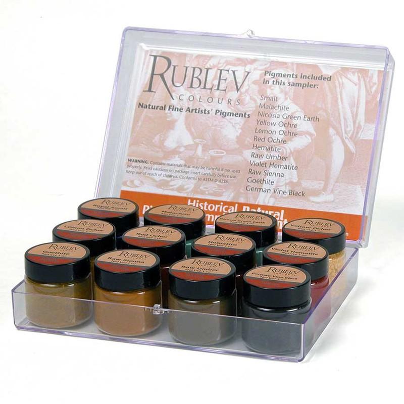 Historical Pigment Sampler