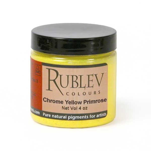 Chrome Yellow Primrose (4 oz vol)