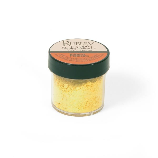 Naples Yellow Light 50 g