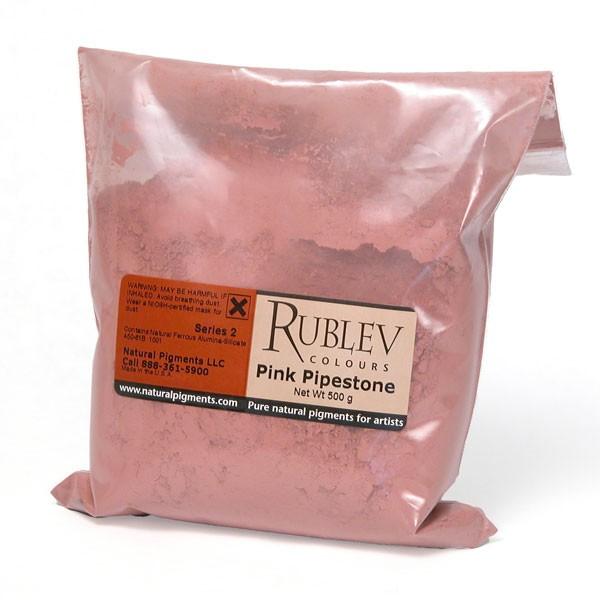 Pink Pipestone (Catlinite) 500 g