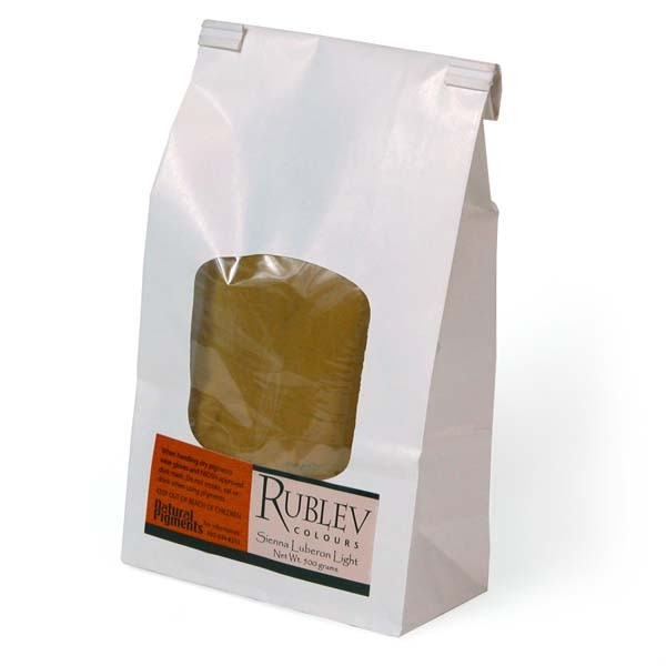 Luberon Raw Sienna Light 500 g