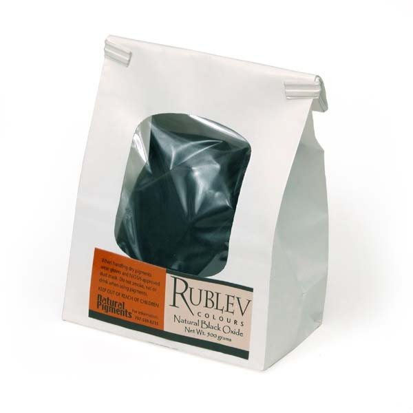 Natural Black Oxide 1 kg