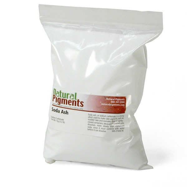 Caustic Soda (sodium hydroxide) 1 kg