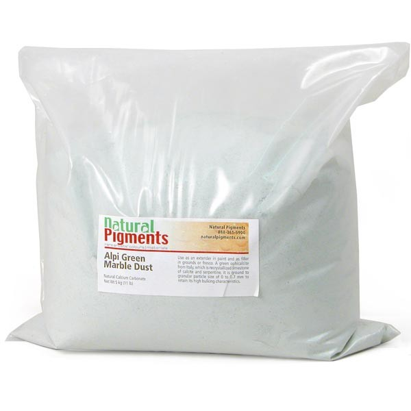 Alpine Green Marble Dust 5 kg