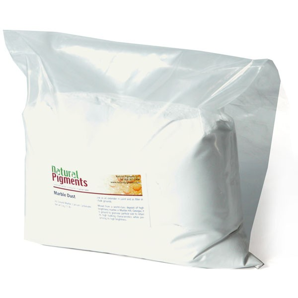 Carrara White Marble Dust (Coarse Grade) 5 kg